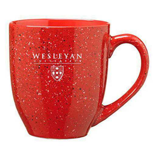 CER1-RED-WESLYN-L1-SMA: LXG L1 MUG RED, Wesleyan University